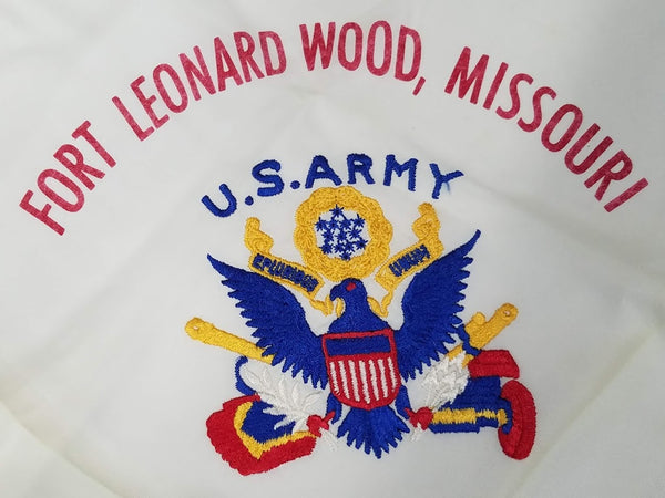 Fort Leonard Wood US Army Scarf