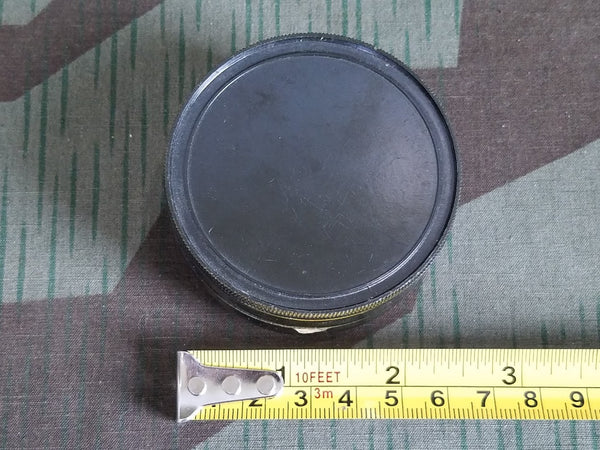 Bakelite Paul Halfmann Typewriter Ribbon Container w/ Ribbon