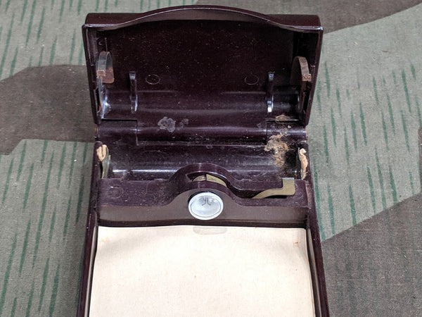Soennecken D.R.P. Bakelite Writing Pad with Light and Pencil