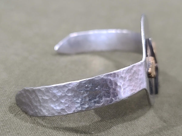 Army Air Corps Trench Art Bracelet
