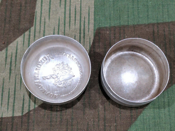 Auxolin Pomade Soap Container