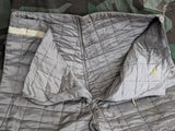"German Insulated Trouser Liner Size II (36"" Waist)"