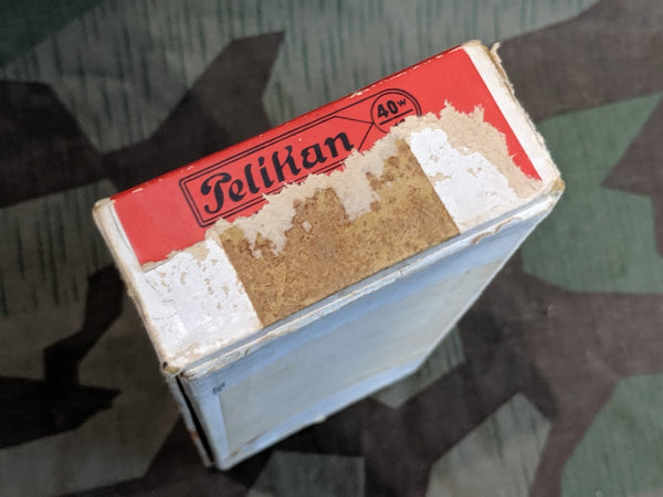 Pelikan Sealing Wax Box for the Wehrmacht