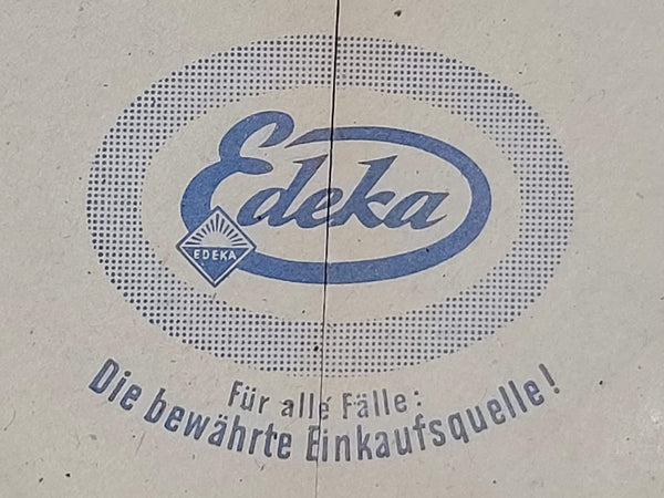 3 x Edeka 100g Shopping Bags