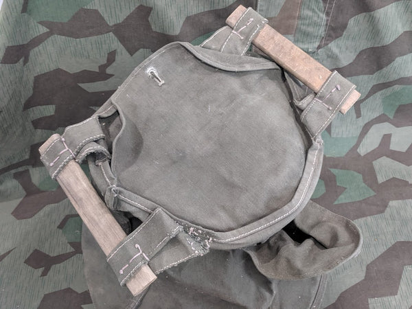Original German Army Canvas Water Bag