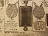 German Mesh Shopping Bags
