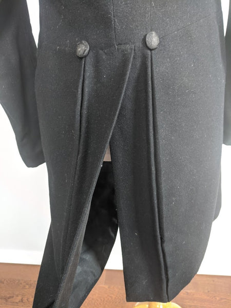 "German Men's Tailcoat Johann Korger (38"" Chest)"