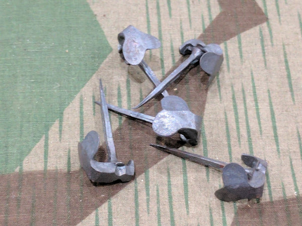 WWII German Gebrigsjager Sole Hobnails (Sets of 5)