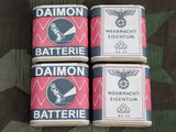 Daimon Flashlight Batteries 4.5V