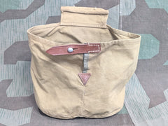 WWII German Mess Kit Bag From Tornister