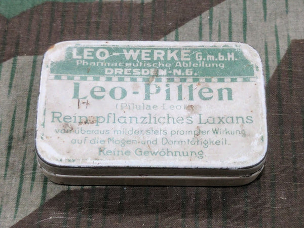 SALE: Leo-Pillen Laxative Tin
