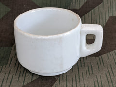 Vintage WWII German Army Style Coffee Cup Mug