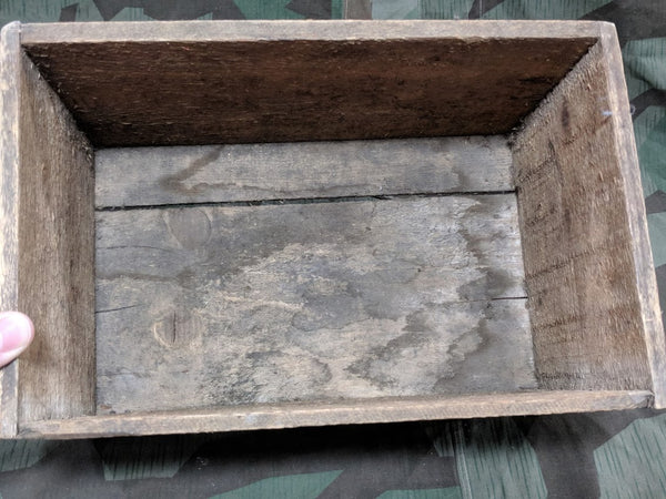 Dirndl Seife Soap Shipping Crate