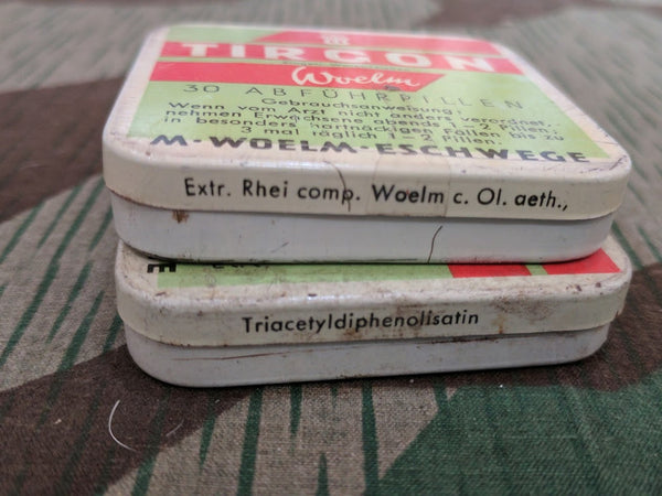 SALE: Tirgon Laxative Tin
