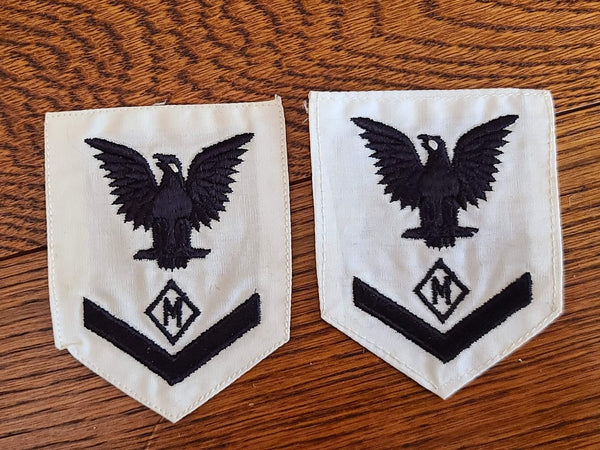 Lot of  7 Navy WAVES Patches