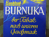 Landfried Burnuka Tobacco Advertising Sign