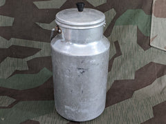 PW Aluminum Milk Can 2L