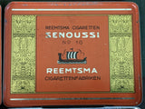Senoussi Thin Cigarette Tins