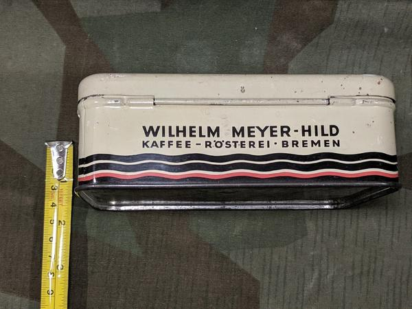 Wilhelm Meyer-Hild Coffee Container