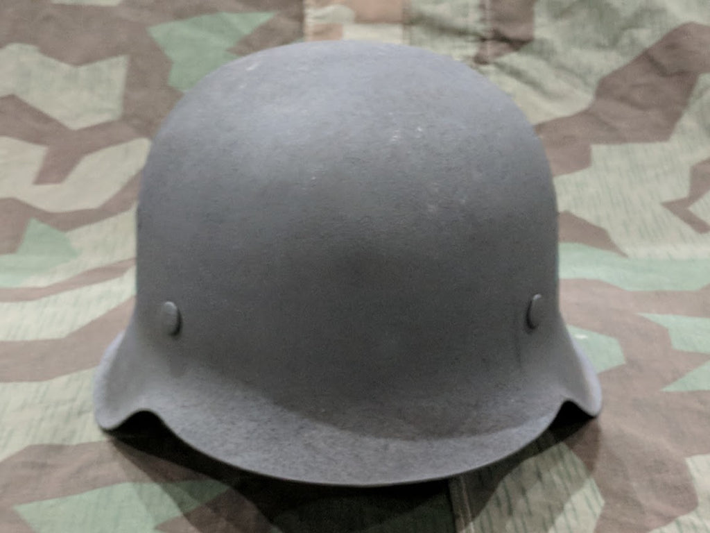 Refurbished M42 German Helmet Size 59