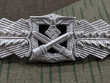 Repro Close Combat Clasp in Silver