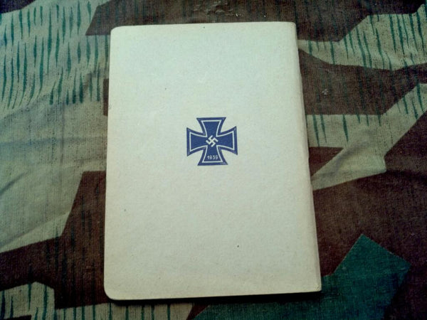 Original Soldier's Song Book, Morgen Marschieren Wir