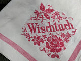 Wischtuch Wash Cloth