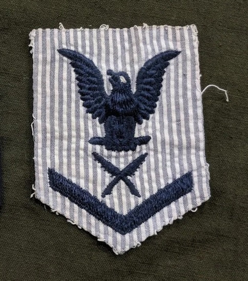 1 x WAVES Yeoman 3rd Class Patch