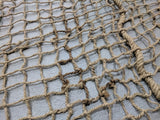 Original German Camo Net w/ Repairs 2