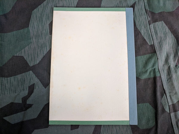 Fugma-Zeichenblock D.R.P. Drawing Tablet NOS