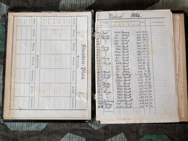 SALE: 1930's Accounts Book