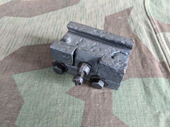 Ground Dug MG Lafette Sight Block