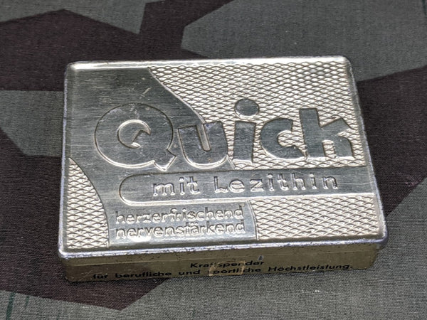 Original Quick mit Lezithin Energy Tablet Tin
