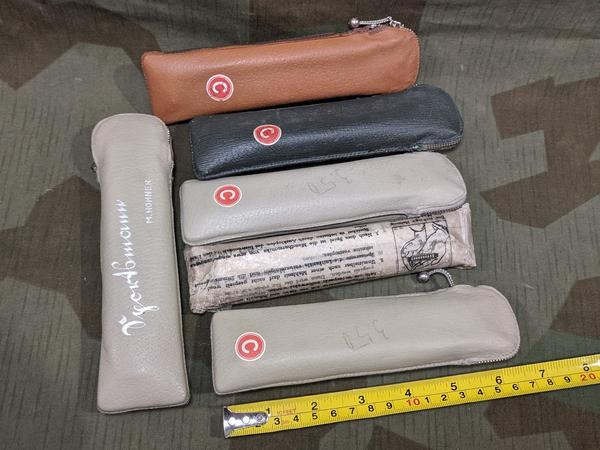 Sportmann Harmonica in C w/ Leather Pouch