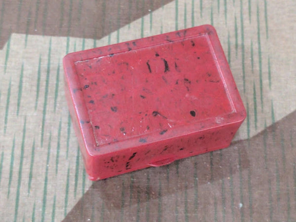 SALE: Bakelite Children Riding Rabbit Box Damaged