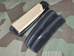 Period German Combs