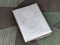 HN Goldring Cigarette Box