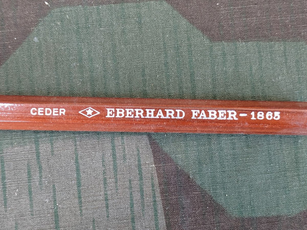 Original Eberhard Faber Blue Colored Pencils