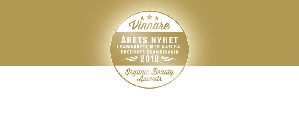 Organic Beauty Awards 2018