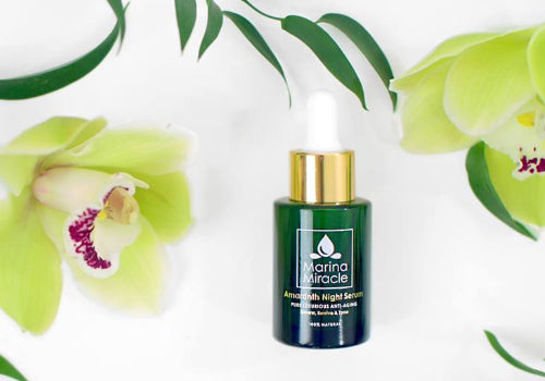 Amaranth Night Serum - Marina Miracle