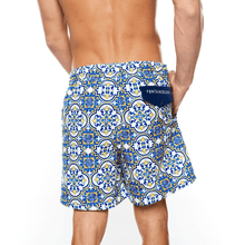 Load image into Gallery viewer, Male Swim Short Amalfi Water Short