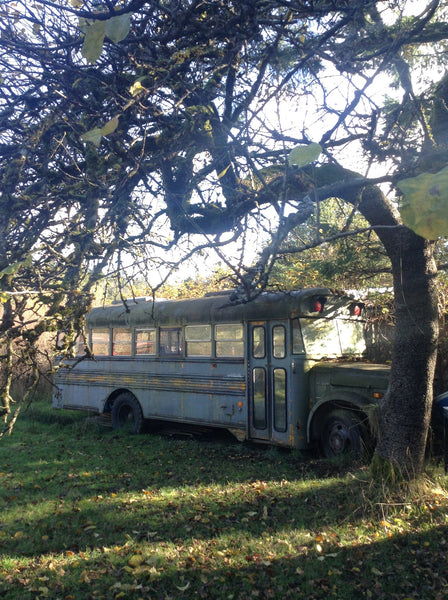 This old bus