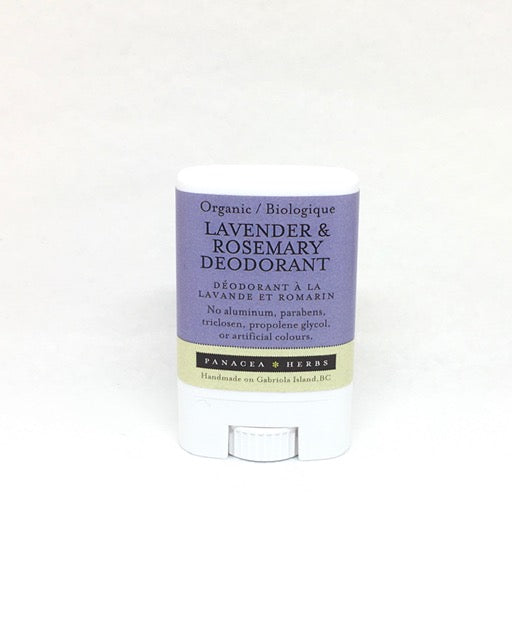 Small Lavender and Rosemary Deodorant