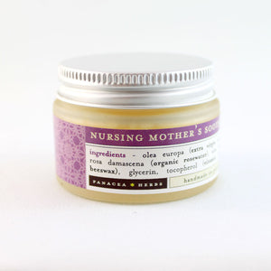 Nursing Mothers Soothing Salve
