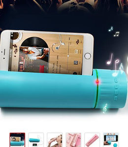 Bluetooth Water Bottle Speaker - Multifunctional 5 in 1 Smart Water Bottle