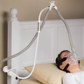 CPAP Hose Adjustable Holder Stand