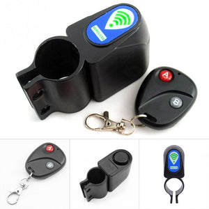 Anti-Theft Wireless Bicycle Alarm Lock