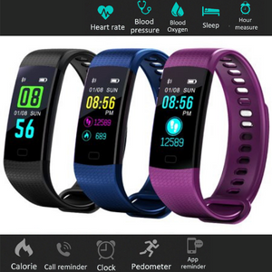 Waterproof Easily Adjustable Fitness Watch