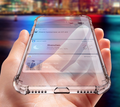Shockproof Crystal Clear Phone Case - ShoppingZebra