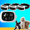 Wireless Dog Fence Waterproof System With Rechargeable Collars